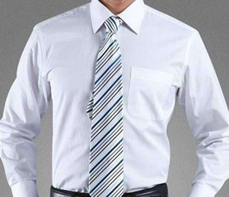 衬衫订做尺寸